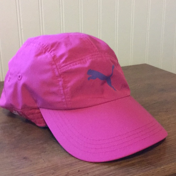 c4a78b261af Pink puma baseball cap